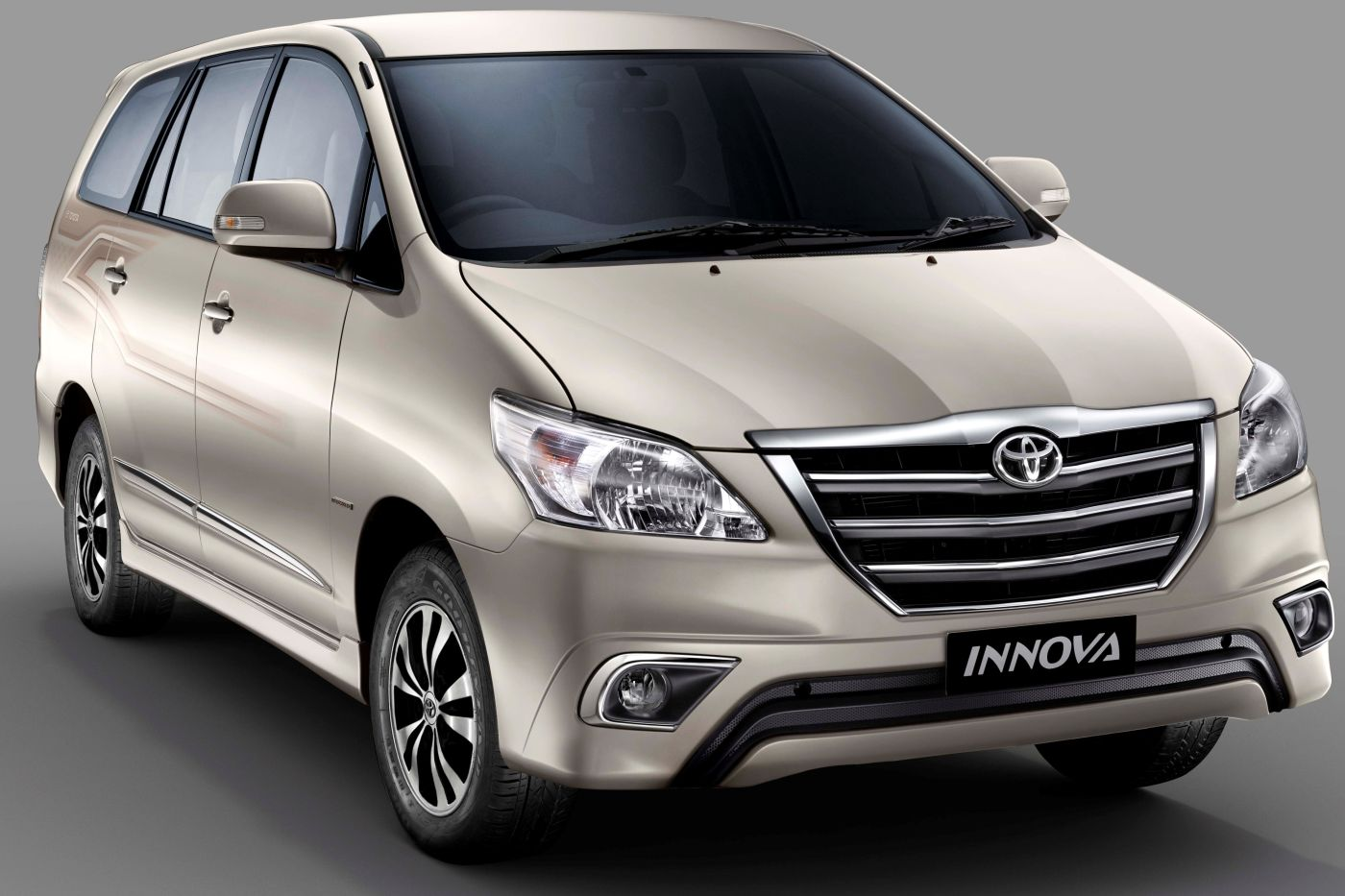 All New Innova 2015 Image | Autos Post