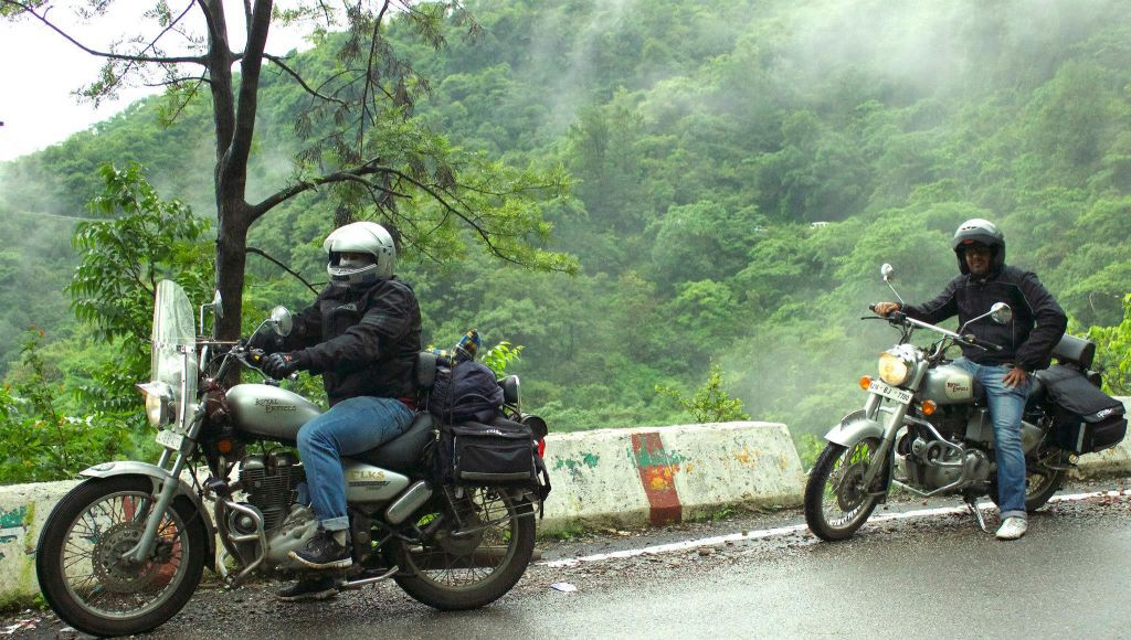 Tips For Riding Motorcycle Rain