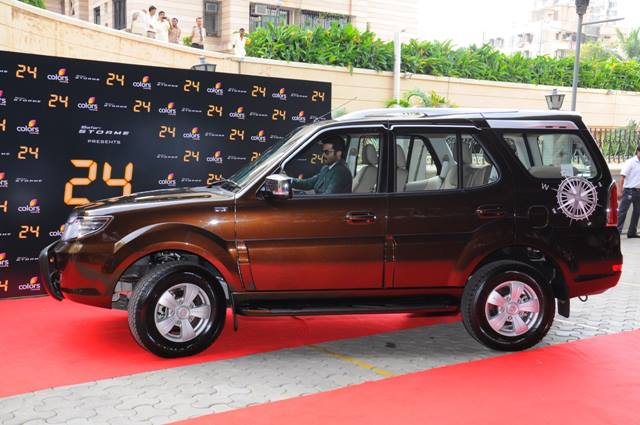 Tata Safari Storme Explorer Edition