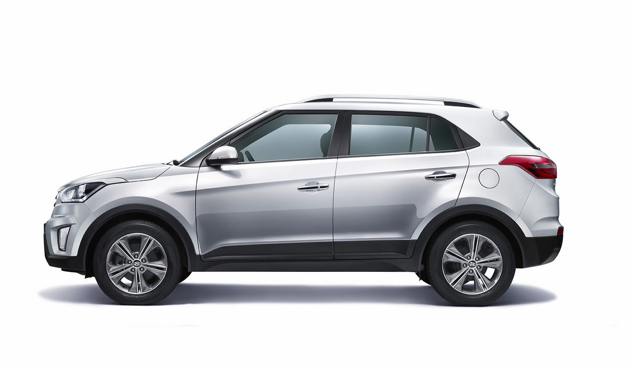Creta 2017 White >> Hyundai Creta Unveiled - Features, Specs & Gallery