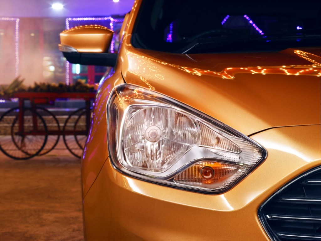 All-New Ford Figo Headlamp