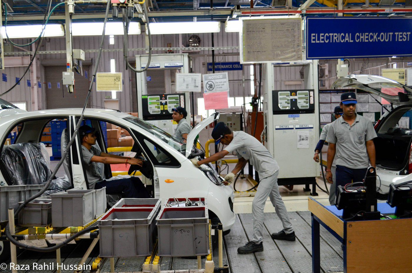tata nano plant layout The tata nano is a city car manufactured by tata motorsmade and sold in india, the nano was initially launched with a price of one lakh rupees or ₹ 100,000 (us$1,500), [4] which has increased with time.