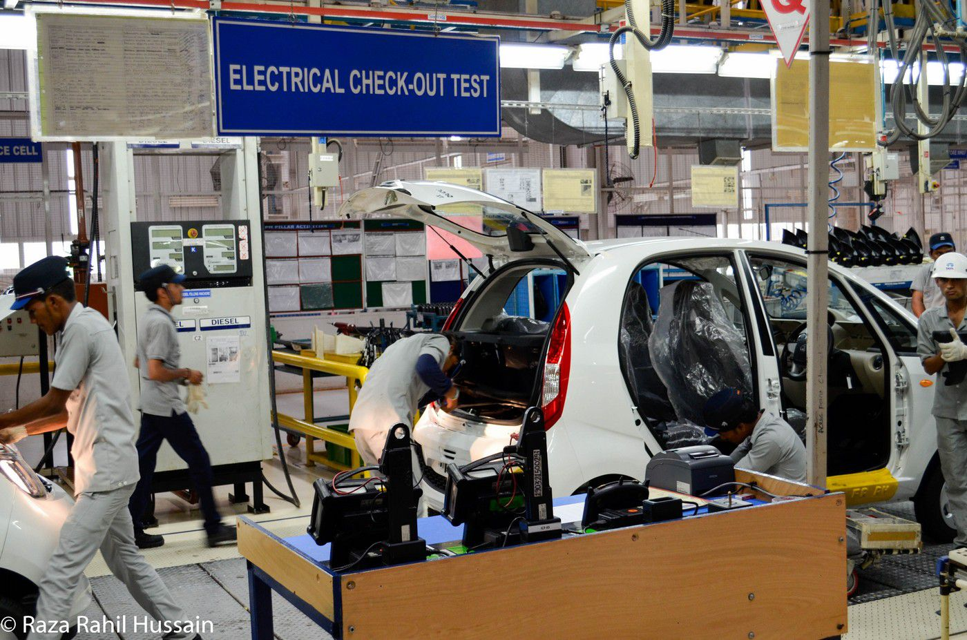 tata nano plant layout Self-instructional 112 material plant location and layout notes 60 introduction when the rs 1 lakh people's car nano was launched by ratan tata of tata sons, there.