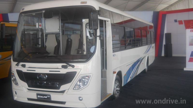 Eicher Skyline Pro Buses