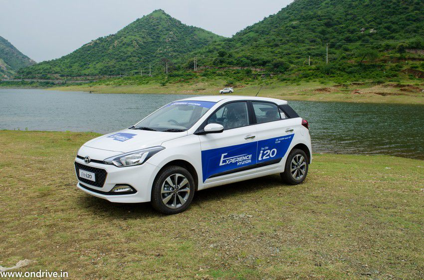 Hyundai Elite i20 Review