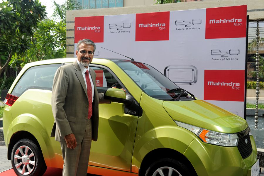 Mahindra Reva e2o premium variant