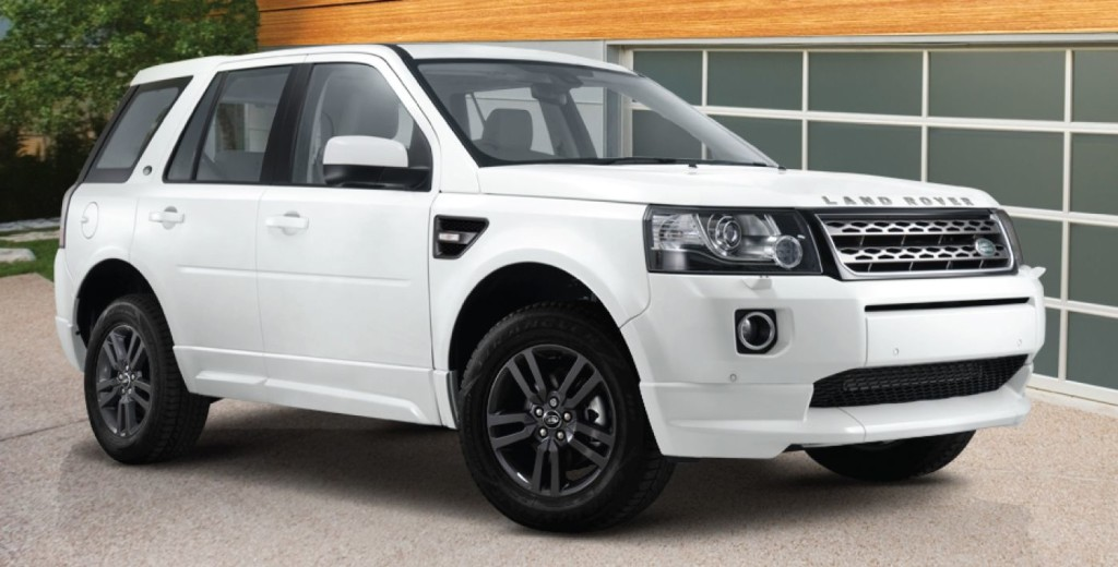 Land Rover Freelander 2 Sterling Edition
