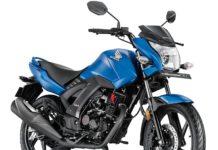 2017 Honda CB Unicorn 160