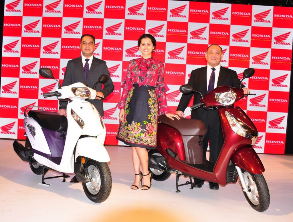 Honda Motorcycle & Scooter India launches new Activa i and Aviator