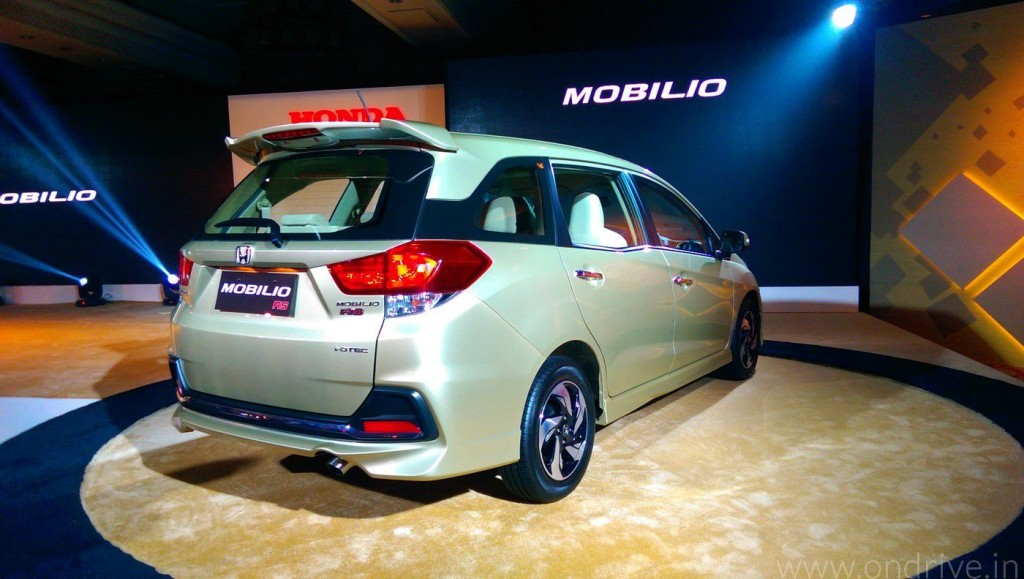 Honda Mobilio India