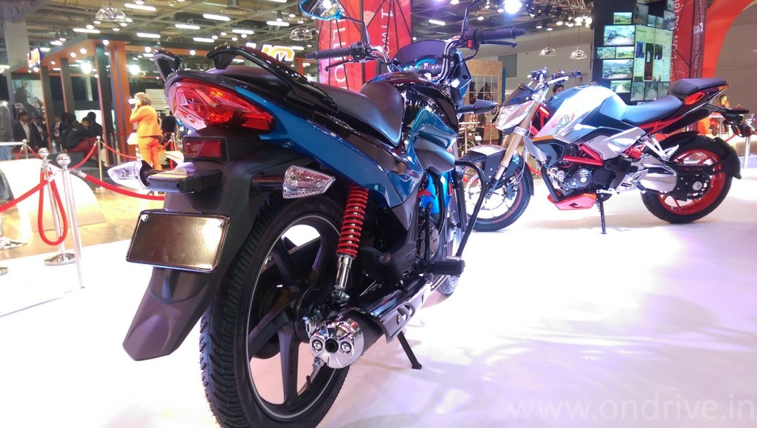 All New Hero Splendor iSMART 110