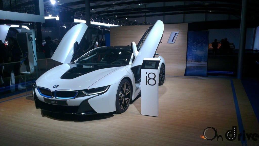 BMW i8 Hybrid Vehicle India launch