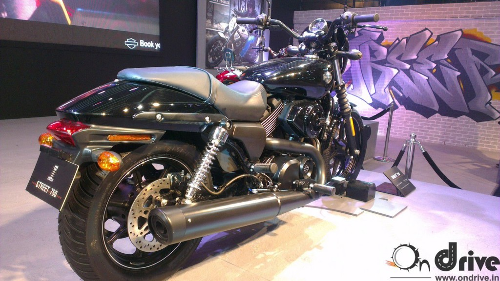 Harley-Davidson Street 750