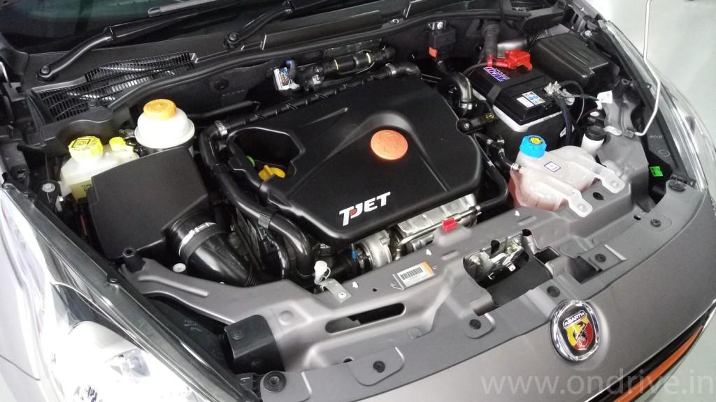 Fiat Abarth Punto India