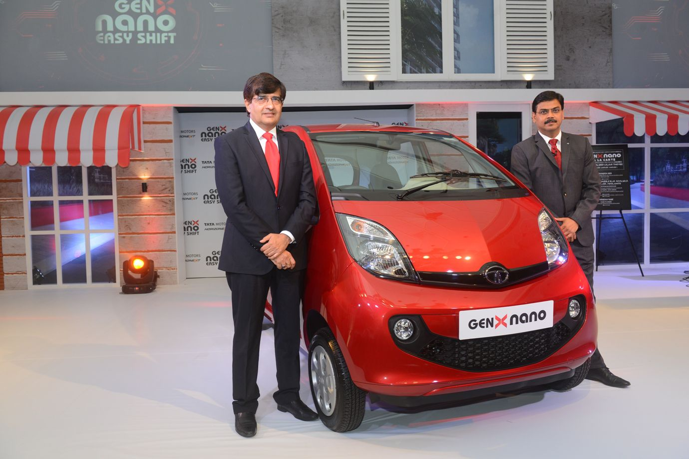 Tata Genx Nano: Tata Motors To Revive Nano Sales With New GenX Nano Range