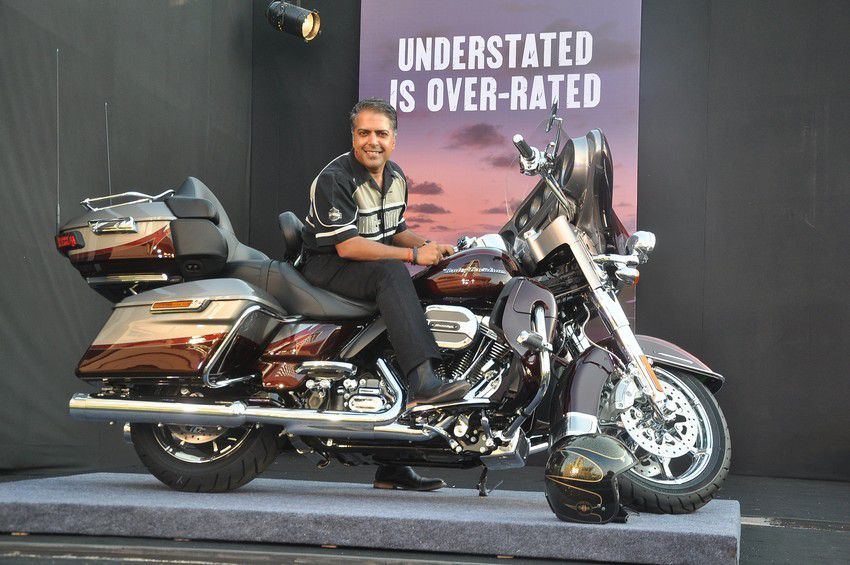 Harley-Davidson India CVO Limited