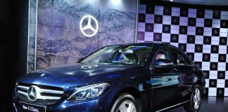 New Mercedes-Benz C-Class india