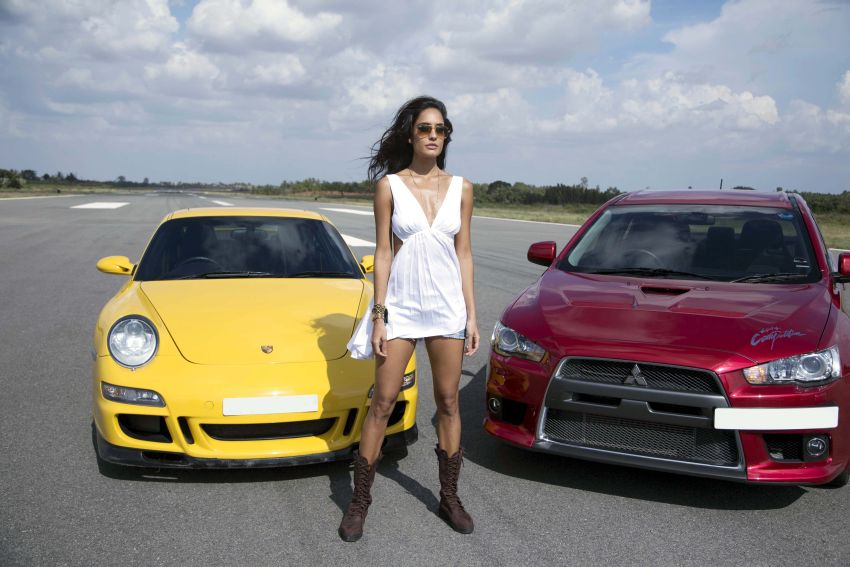 Lisa Haydon Supercars