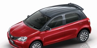 Toyota New Liva Red