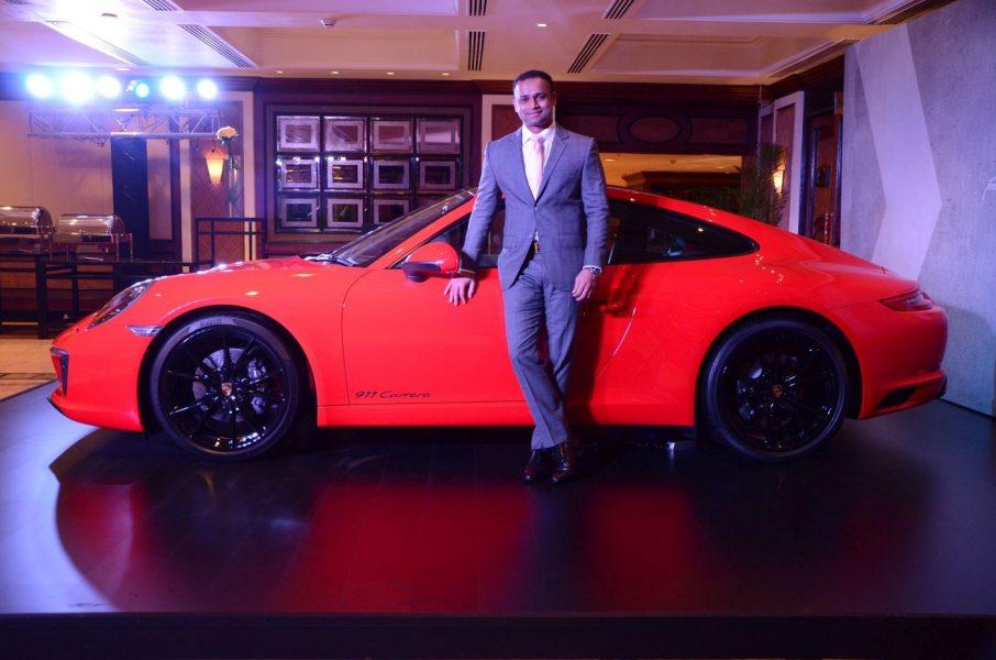 All New Porsche 911