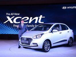 Hyundai Xcent 2017