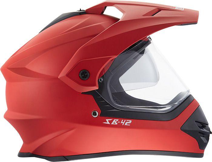 Steelbird Motocross Bang Helmet