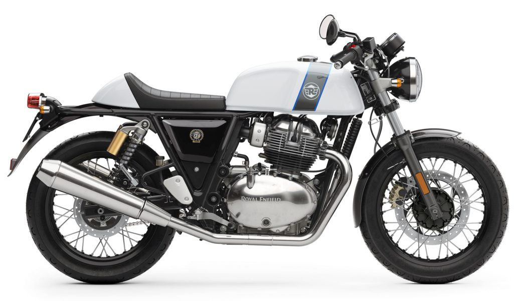 Royal Enfield Continental GT 650_Ice Queen