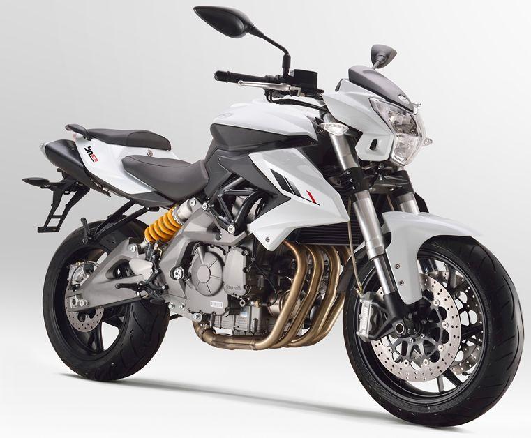 DSK Benelli TNT 600