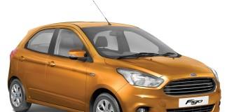 The All-New Ford Figo 2015