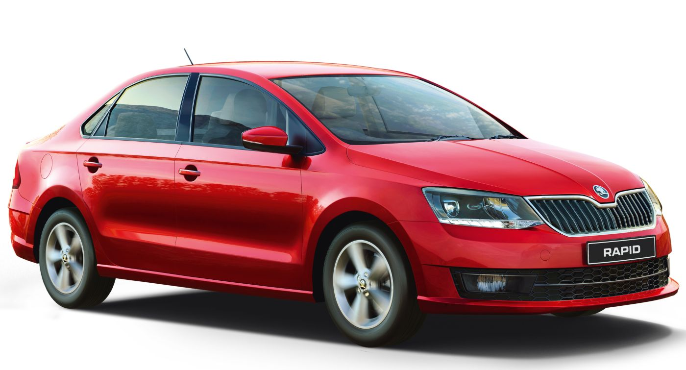 new skoda rapid launched in india price rs lakh. Black Bedroom Furniture Sets. Home Design Ideas