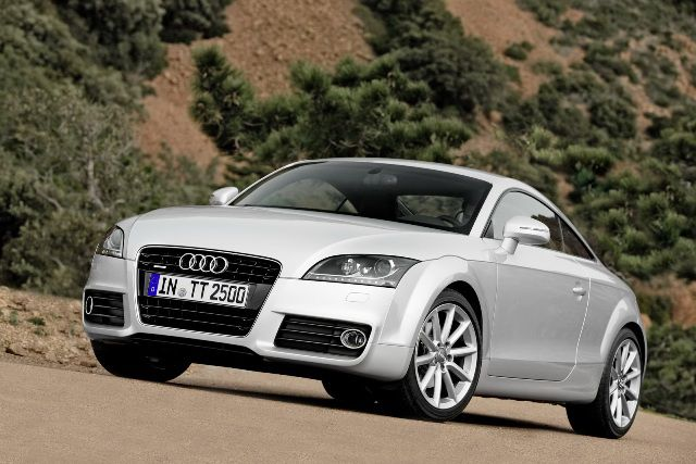 Audi TT Coupe in India