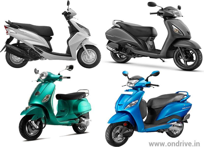 Honda Scooters Models Models of Scooter