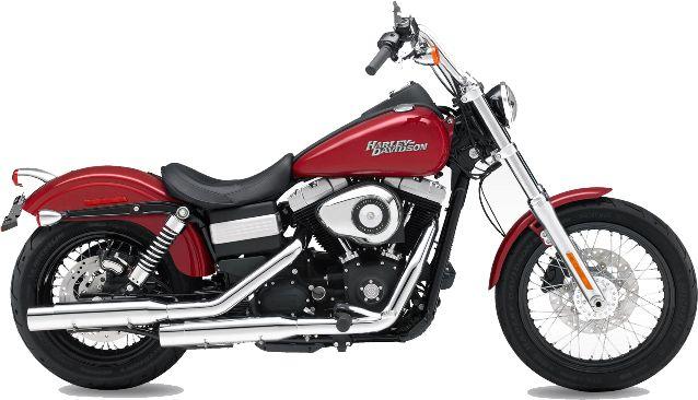 Harley Davidson Fxdb Street Bob