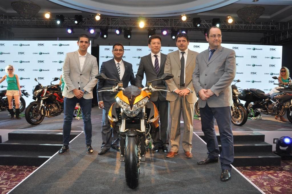 dsk-benelli 5 superbikes
