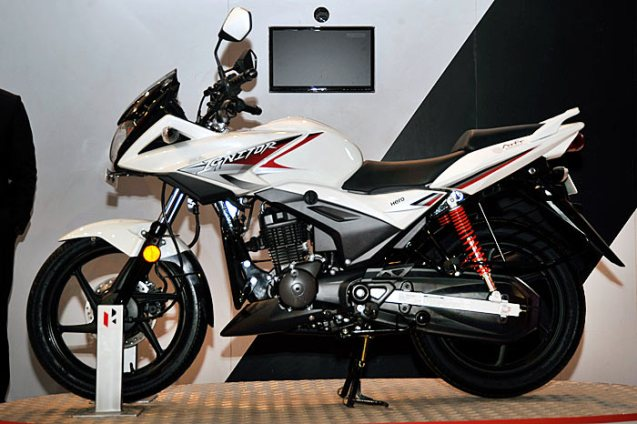 Hero MotoCorp Ignitor 125