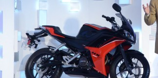 Hero HX250R – 250cc Sports Bike