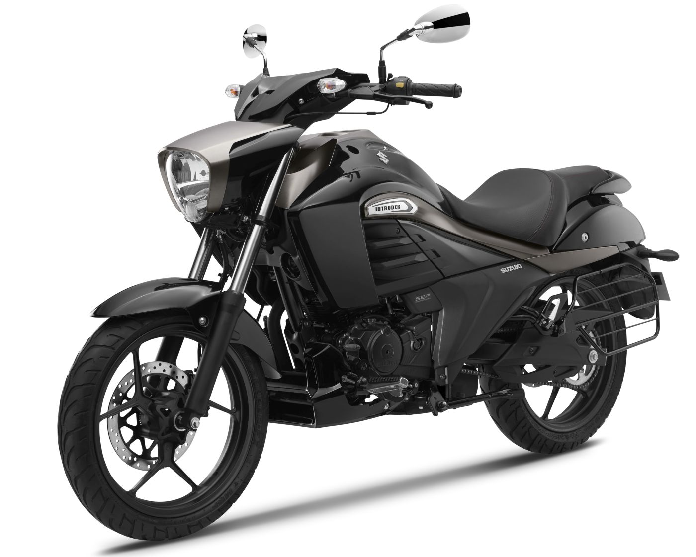 Suzuki 155cc Intruder The Cruiser Bike Launched In India