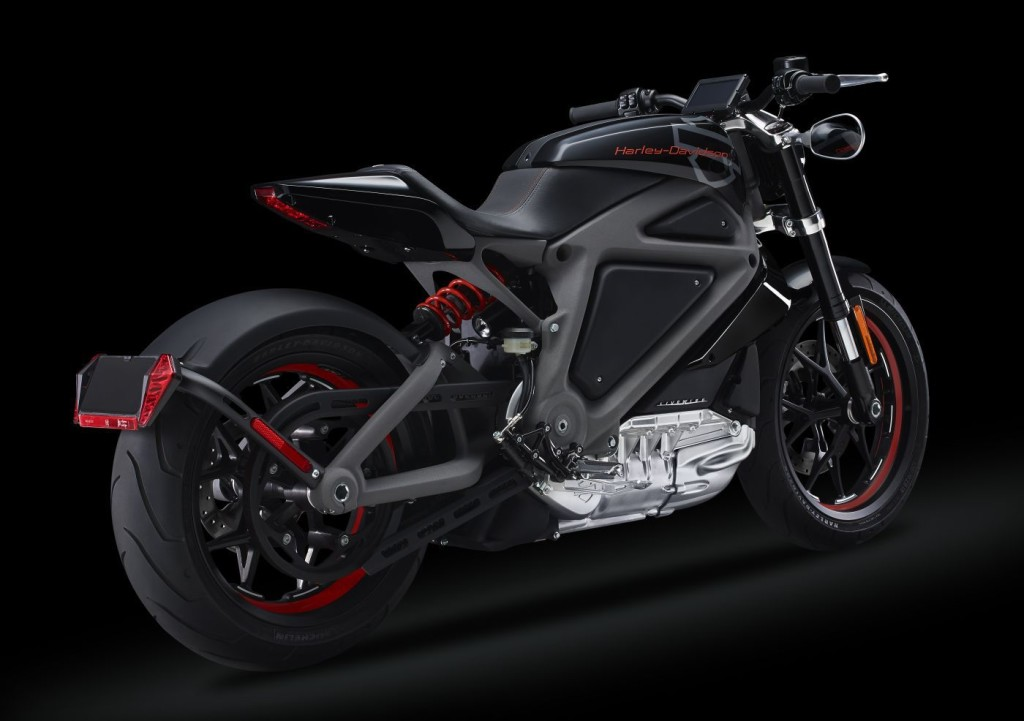 Project LiveWire – The First Harley-Davidson Electric Motorcycle