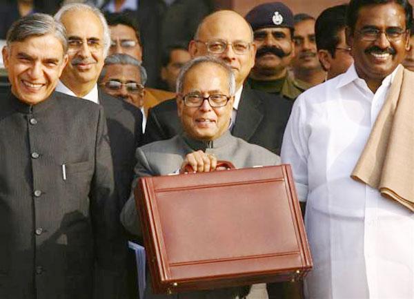 Union Budget 2012-2013