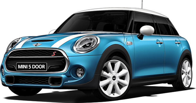 new mini 5-door