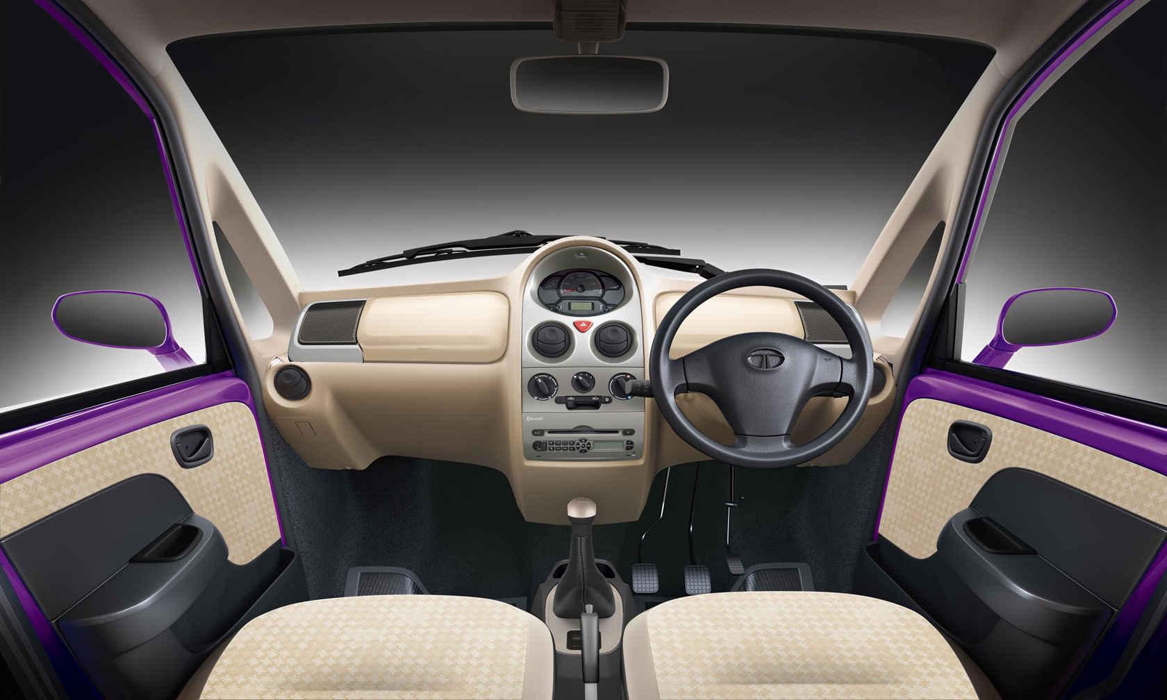 Design of tata nano car - Tata Nano Twist In Design