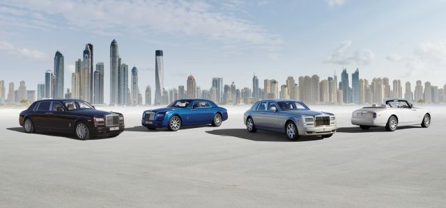 Rolls-Royce Phantom Series II in India