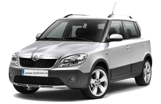 Skoda Fabia Scout launched in India