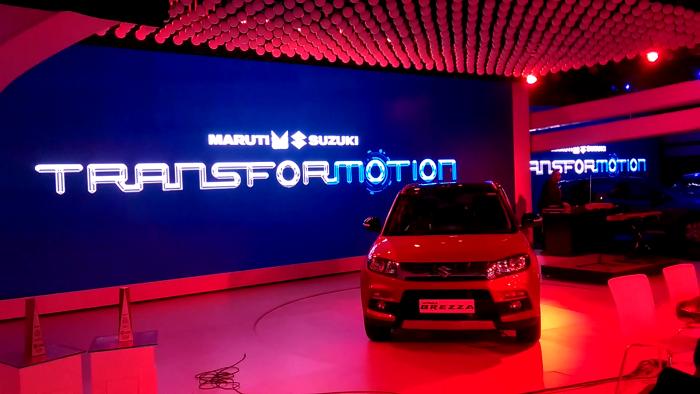 Maruti Suzuki Transformotion
