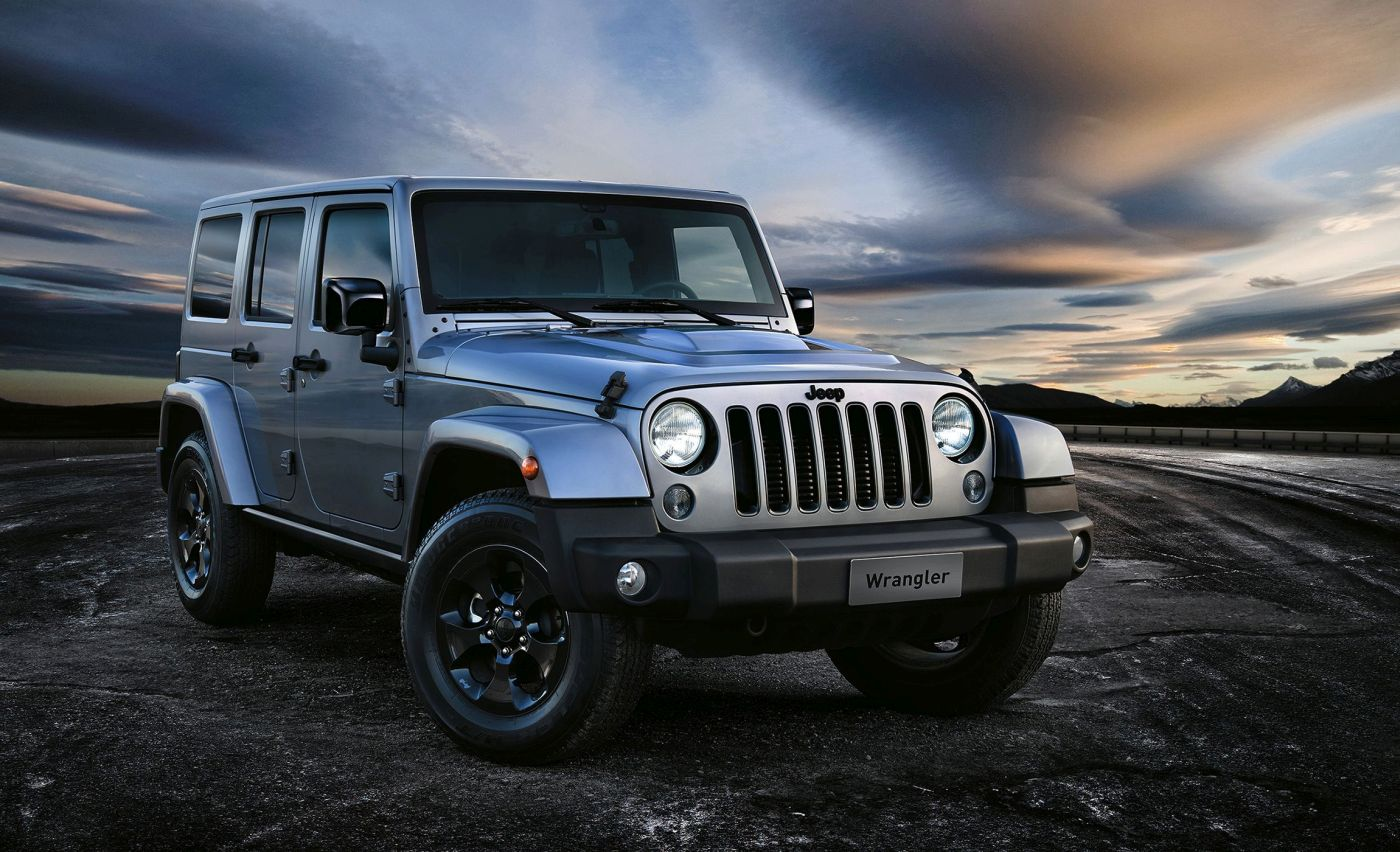 Jeep Wrangler 4x4 Suv Launched In India For Rs 71 59 Lakh