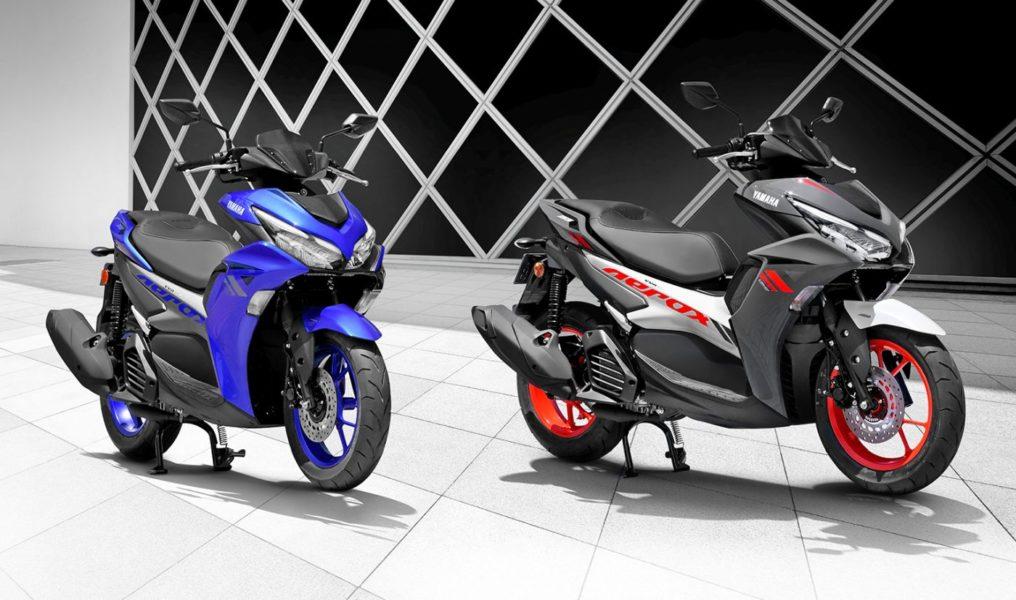 Yamaha AEROX 15