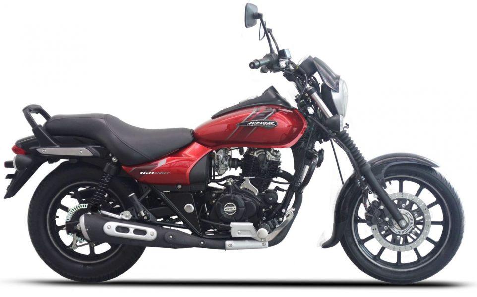 Bajaj Avenger Street 160 ABS
