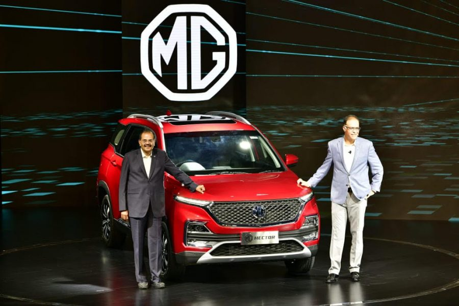 MG Hector India