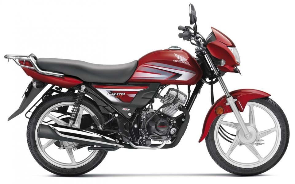 Honda CD Dream DX_360