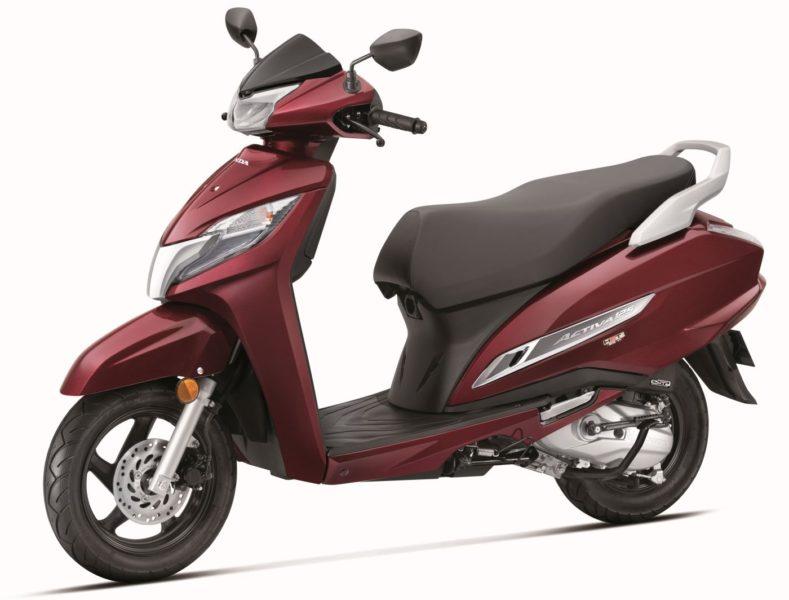 Honda Activa 125 BSVI